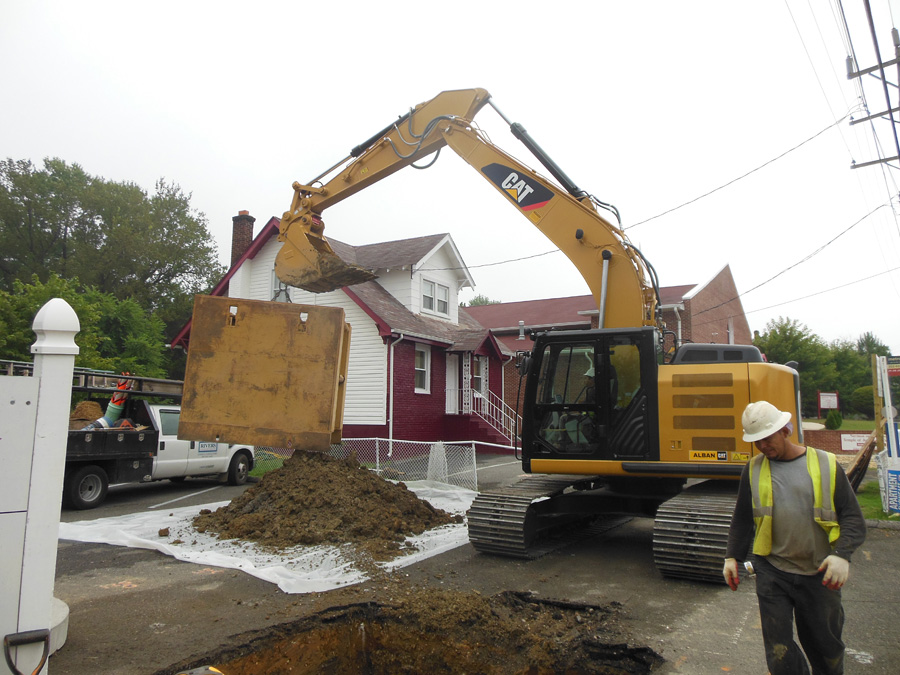 Rivers construction group services